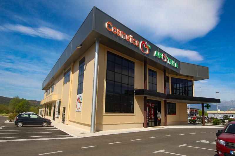 Commercial Property Rent Budva
