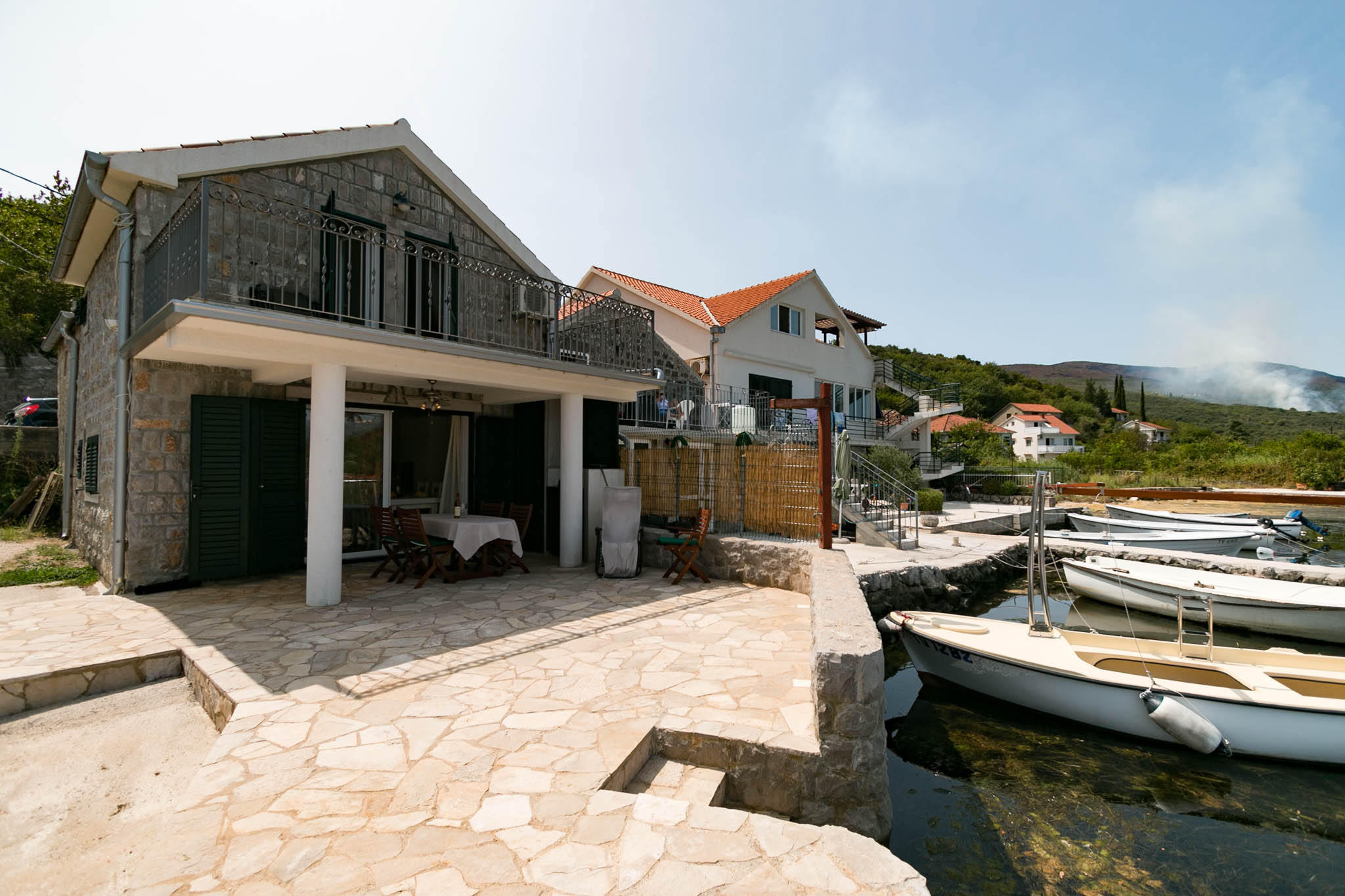 Stone Cottage by the seaside for sale in Bjelila, Lustica