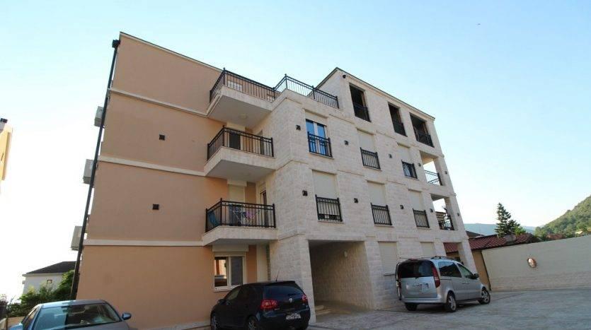 Apartment for sale in Tivat, donja lastva