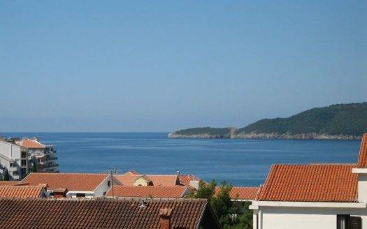 Apartment for sale in Rafailovici, Budva