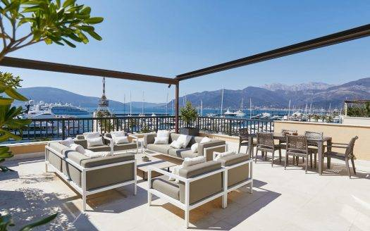 exclusive apartment ifor sale in Porto Montenegro