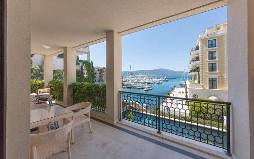 Apartment in Porto Montenegro