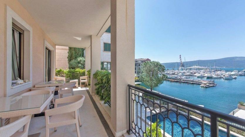 Apartment in Porto Montenegro