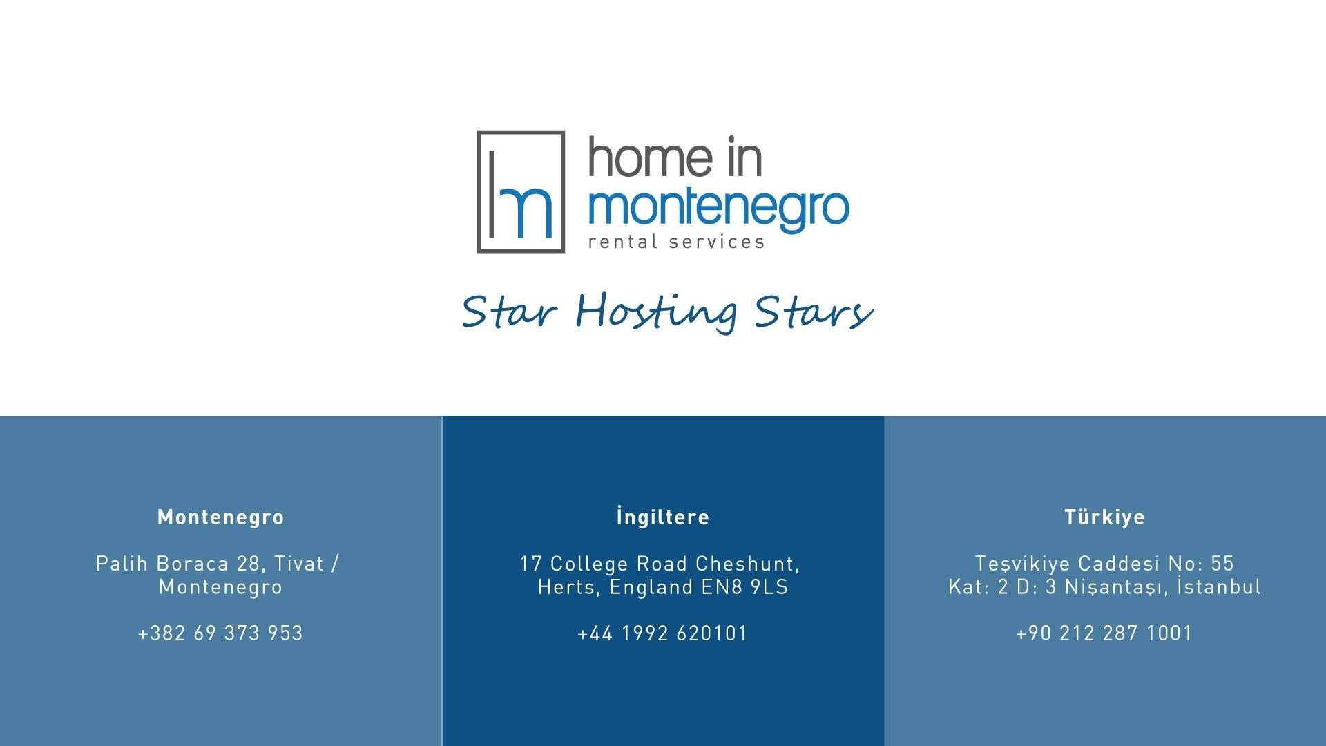 Montenegro Profesionalne Uslugle Izdavanja